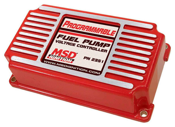 MSD IGNITION MSD2351 F/P Voltage Booster - Programmable Performance Oil Shop