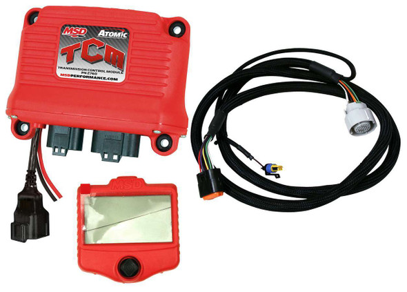 MSD IGNITION MSD2760 Atomic Trans Controller  Performance Oil Shop