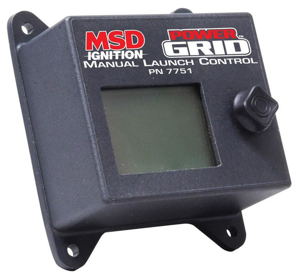 MSD IGNITION MSD7751 Power Grid Manual Launch Control Module Performance Oil Shop
