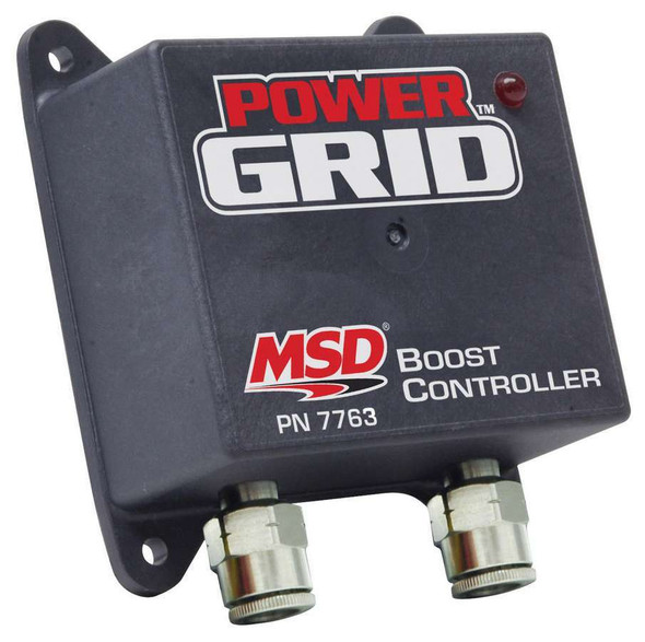 MSD IGNITION MSD7763 Boost/Timing Control Module for Power Grid Performance Oil Shop