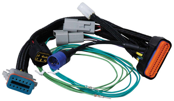 MSD IGNITION MSD7789 Harness Adapter - 7730 to Digital-7 Programmer Performance Oil Shop