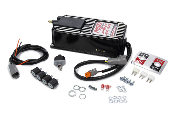 MSD IGNITION MSD81063MSD Points Box 12amp Pro Mag  Performance Oil Shop