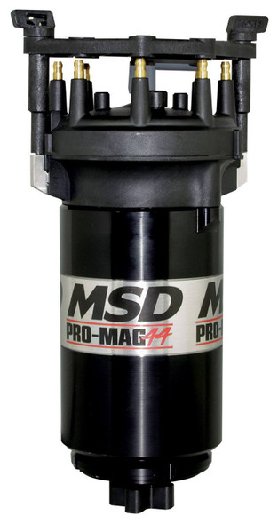 MSD IGNITION MSD81407 Pro Mag 44 - Counter Clockwise Blk w/Big Cap Performance Oil Shop
