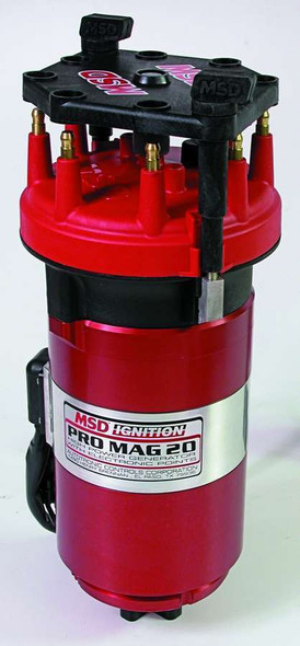 MSD IGNITION MSD81502 Generator - Pro Mag 20 Amp CW Rotation Performance Oil Shop