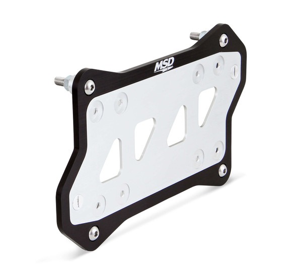 MSD IGNITION MSD82182 Bracket  Remote Mount For MSD Ignition Boxes Performance Oil Shop