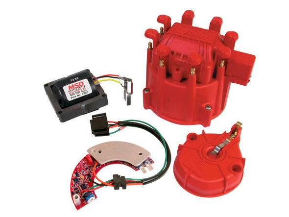 MSD IGNITION MSD8501 Ultimate HEI Distributor Performance Service Kit Performance Oil Shop