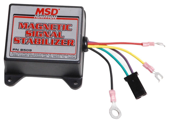 MSD IGNITION MSD8509 Magnetic Signal Stabilizer Performance Oil Shop