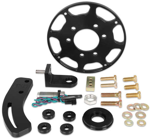 MSD IGNITION MSD86103 Crank Trigger Kit SBC w/7in Wheel Performance Oil Shop