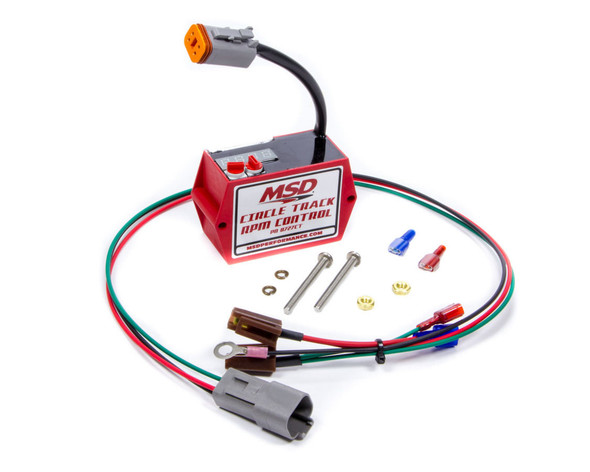 MSD IGNITION MSD8727CT HEI Digital Rev Limiter Soft-Touch Performance Oil Shop