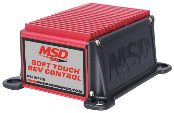 MSD IGNITION MSD8728 Soft Touch Rev Control  Performance Oil Shop