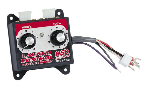 MSD IGNITION MSD8735 Launch Control Module Selector Performance Oil Shop