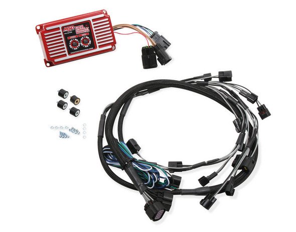 MSD IGNITION MSD8740 Coil Current Booster Controller Ford Mod Eng. Performance Oil Shop