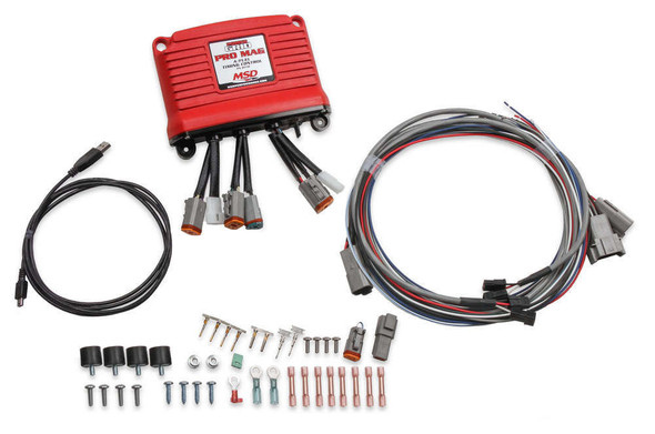 MSD IGNITION MSD8772 Pro Mag A/Fuel Power Grid Controller Performance Oil Shop