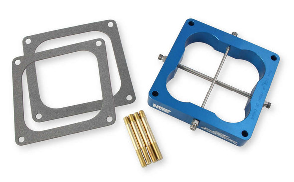 NITROUS OXIDE SYSTEMS NOS12667 Dry Crosshair Plate Only Kit - 4500 Flange Performance Oil Shop