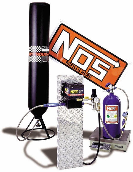 NITROUS OXIDE SYSTEMS NOS14251 Refill Pump Station 93  Performance Oil Shop