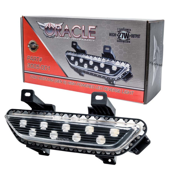 ORACLE LIGHTING ORA3005-001 15-   Mustang Reverse Light LED Clear Lens Performance Oil Shop