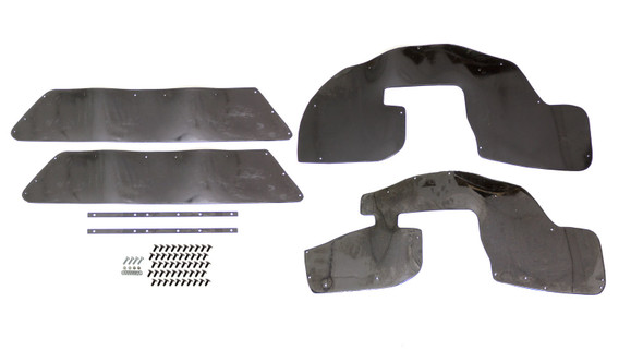 PERFORMANCE ACCESSORIES PRFPA6344 07 Tundra Gap Guards  Performance Oil Shop