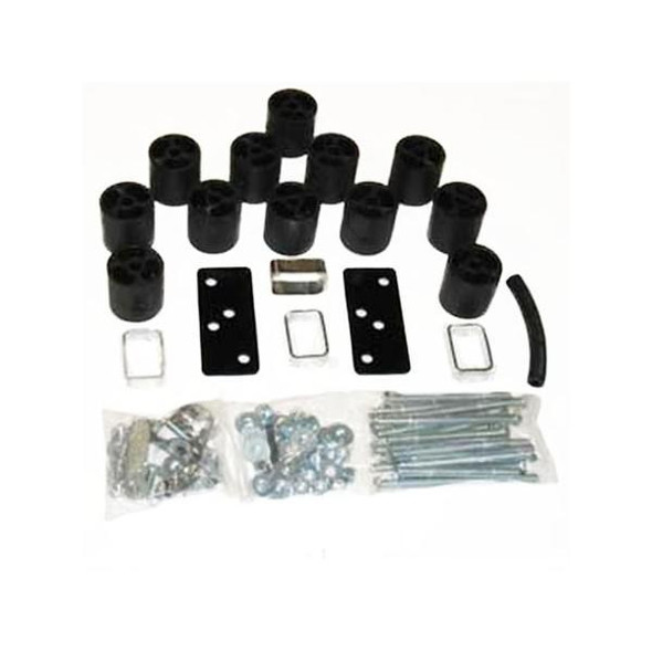 PERFORMANCE ACCESSORIES PRFPA813 93-94 Ranger 3in. Body Lift Kit Performance Oil Shop