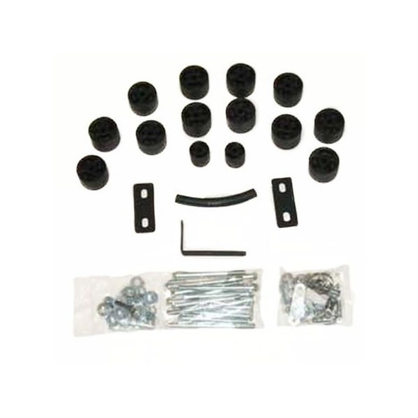 PERFORMANCE ACCESSORIES PRFPA822 92-96 Ford P/U 2in. Body Lift Kit Performance Oil Shop