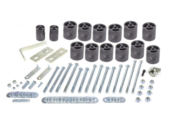 PERFORMANCE ACCESSORIES PRFPA823 92-96 Ford P/U 3in. Body Lift Kit Performance Oil Shop