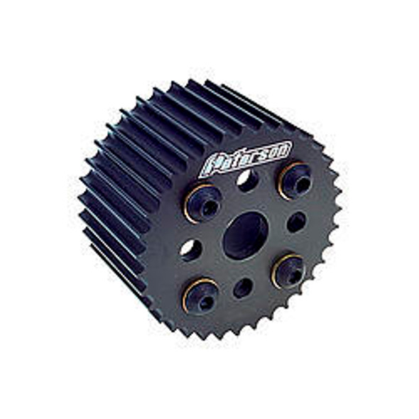 PETERSON FLUID PTR05-1437 HTD Water Pump Pulley  Performance Oil Shop