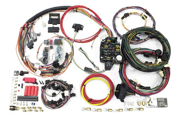 PAINLESS WIRING PWI20128 1968 Chevelle Wiring Harness 26 Circuit Performance Oil Shop