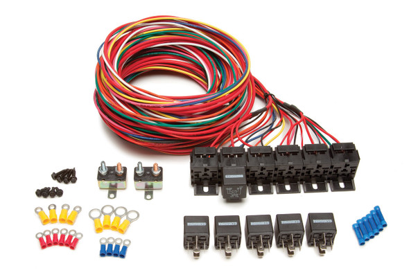 PAINLESS WIRING PWI30108 6 Pack Relay Bank  Performance Oil Shop
