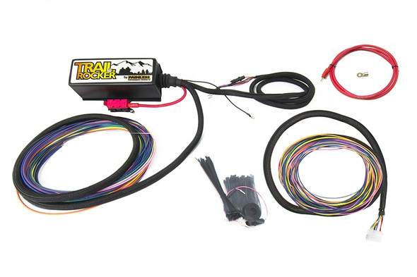 PAINLESS WIRING PWI57100 Trail Rocker Relay Cente r - Customizable Performance Oil Shop