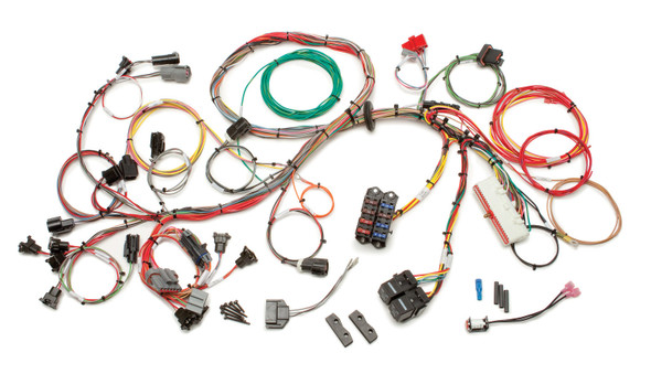 PAINLESS WIRING PWI60510 86-95 Ford 5.0L Mustang EFI Wiring Harness Performance Oil Shop