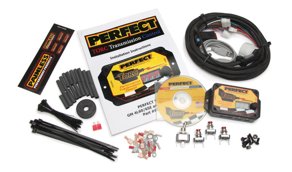 PAINLESS WIRING PWI66501 Transmission Controller 4L60/65E and 4L80/85E Performance Oil Shop