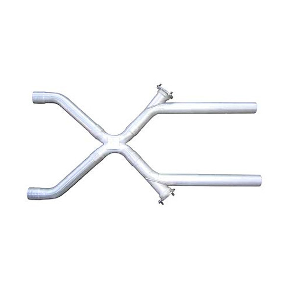 PYPES PERFORMANCE EXHAUST PYPXVX10 Universal X-Pipe 2.5in X-Change Performance Oil Shop