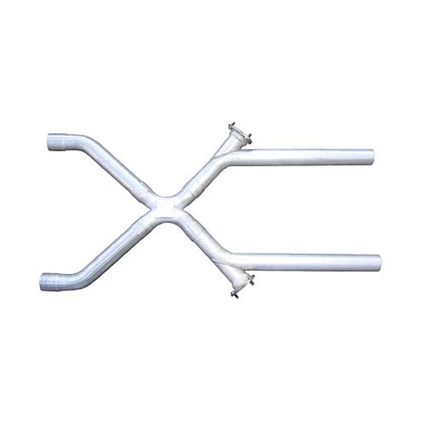 PYPES PERFORMANCE EXHAUST PYPXVX13 Universal X-Pipe 3in X-Change Performance Oil Shop