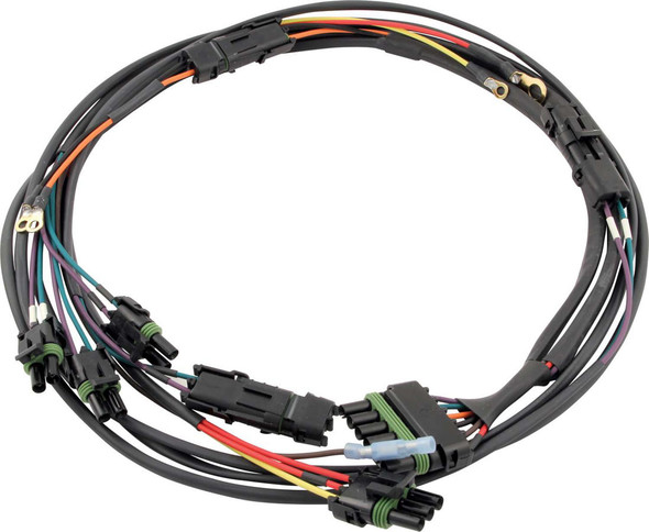 QUICKCAR RACING PRODUCTS QRP50-2034 Ignition Harness - Single Box Dual Trigger Performance Oil Shop
