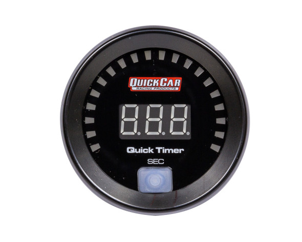 QUICKCAR RACING PRODUCTS QRP67-107 Lap Timer - Quick Timer 2-1/16in Dia. Performance Oil Shop