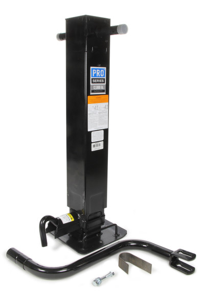 REESE REE1400980376 Pro Series Weld-On Jack Square Tube 12000 lbs. Performance Oil Shop