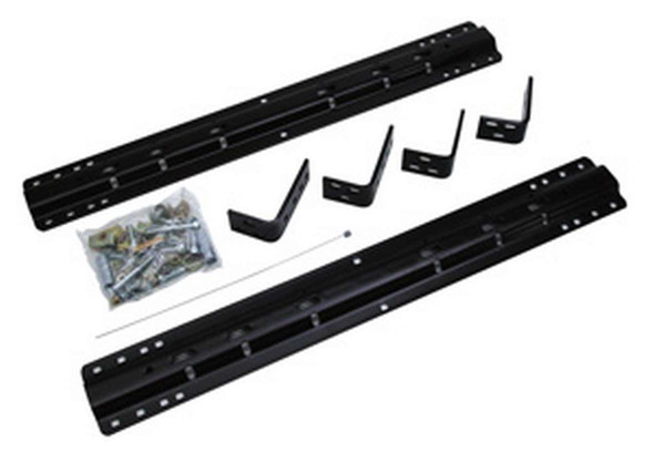 REESE REE30035 Fifth Wheel Rails & Install Kit Performance Oil Shop