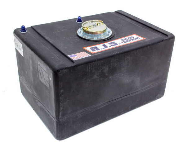 RJS SAFETY RJS3013701 22 Gal Economy Cell Blk w/Metal D-Ring Cap Performance Oil Shop
