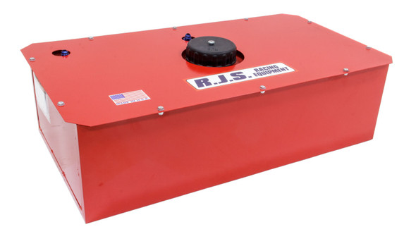 RJS SAFETY RJS3012501 22 Gal Economy Cell w/ Red Can Plastic Cap Performance Oil Shop