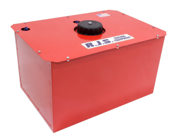 RJS SAFETY RJS3014301 22 Gal Economy Cell w/ Can Red Plastic Cap Performance Oil Shop