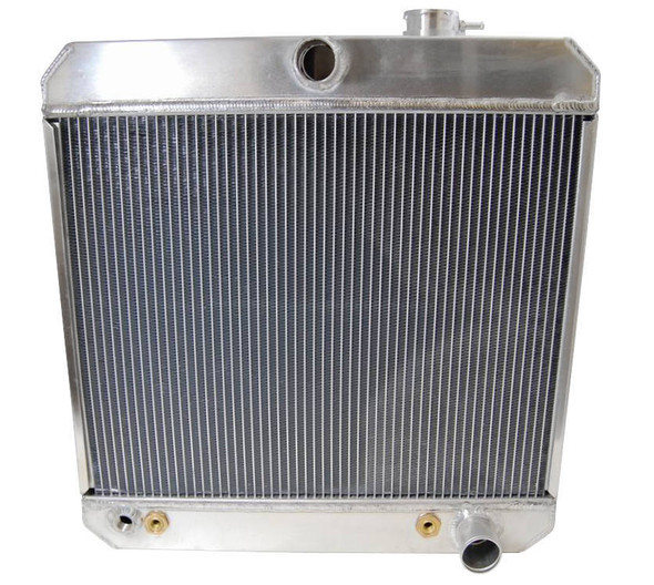 RACING POWER CO-PACKAGED RPCR1035 55-57 Chevy Aluminum Radiator Performance Oil Shop