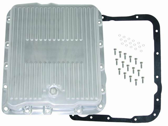 RACING POWER CO-PACKAGED RPCR8494 Alum Trans Pan Gm 700R4- Extra Capacity-Pol Performance Oil Shop
