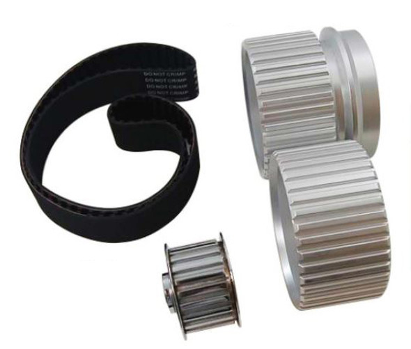 RACING POWER CO-PACKAGED RPCR8713 Big Block Chevy SWP & LWP Gilmer Pulley Kit Performance Oil Shop