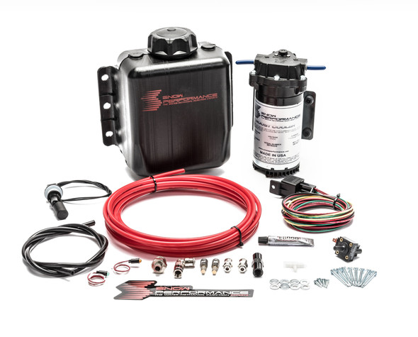 SNOW PERFORMANCE SNO201 Water/Methanol Kit Gas Stage I Forced Induction Performance Oil Shop