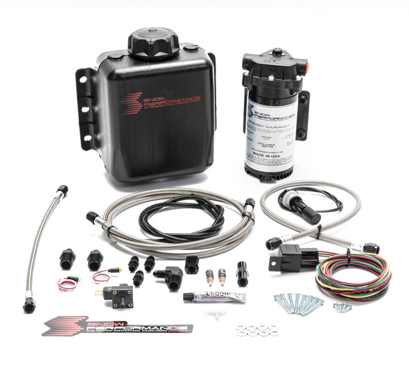 SNOW PERFORMANCE SNO201-BRD Stage-1 Boost Cooler Forced Induction Performance Oil Shop