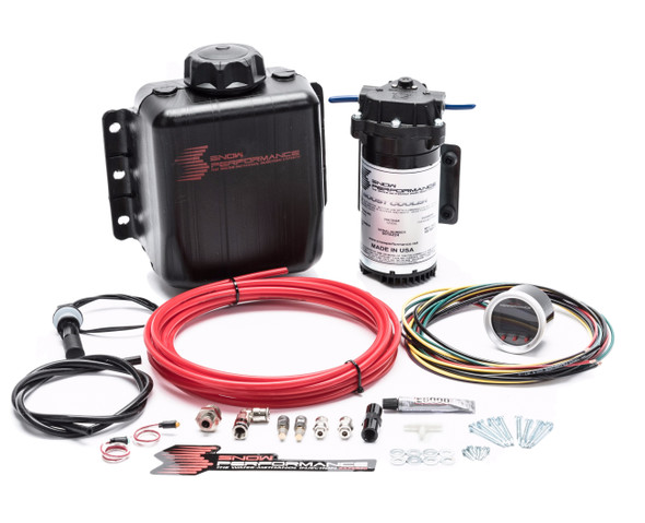 SNOW PERFORMANCE SNO210 Water/Methanol Kit Gas Stage II Performance Oil Shop