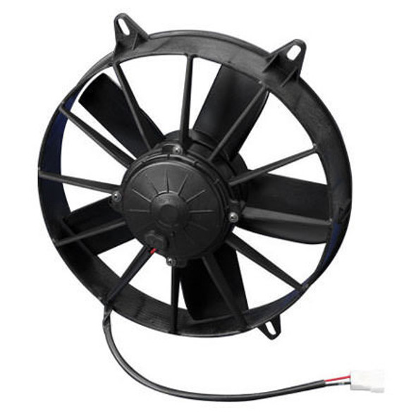 SPAL ADVANCED TECHNOLOGIES SPA30102559 11in Pusher Fan 24V Straight Blade Performance Oil Shop