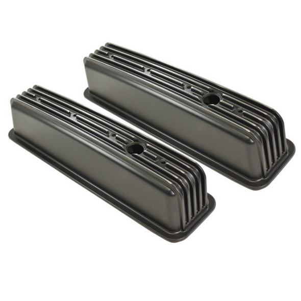 SPECIALTY PRODUCTS COMPANY SPC8528BK Valve Covers  1987-97 SB Chevy 5.0L & 5.7L Performance Oil Shop