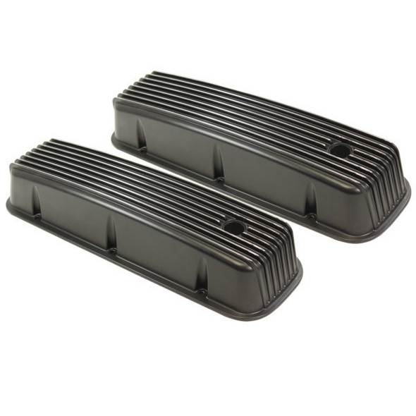 SPECIALTY PRODUCTS COMPANY SPC8530BK Valve Covers  1965-95 BB Chevy 396-427-454-502 Performance Oil Shop