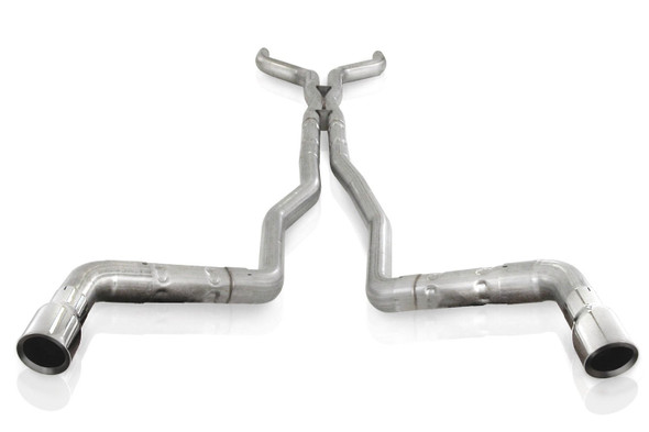 STAINLESS WORKS SWOCA11CB 10-15 Camaro 6.2L Cat Back Exhaust Kit Performance Oil Shop