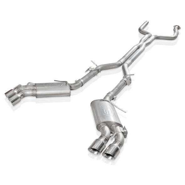 STAINLESS WORKS SWOCA16RVCB 16-18 Camaro 6.2L Cat Back Exhaust Kit Performance Oil Shop